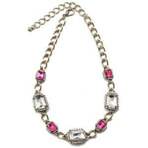 Jewelry - Candy Gem Crystal Necklace